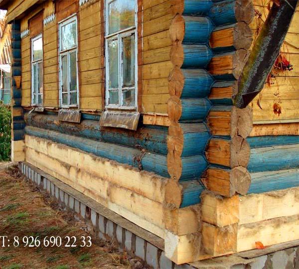 какой ремонт старого деревенского дома своими руками книг