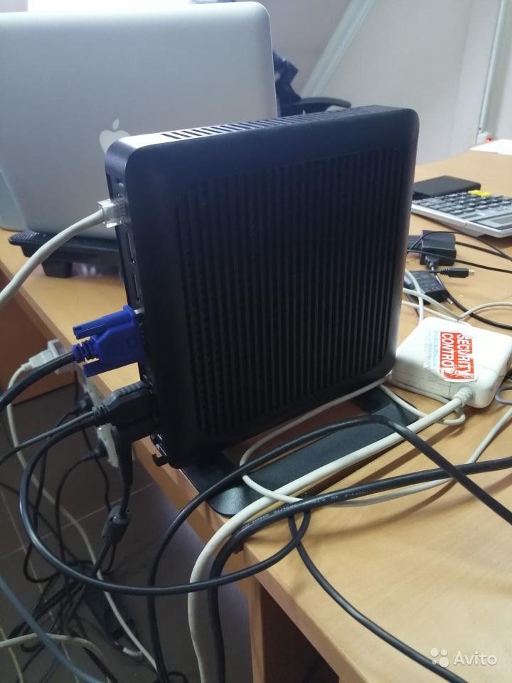 Тонкий Клиент HP Flexible slim GX-212JC Сист.блок
