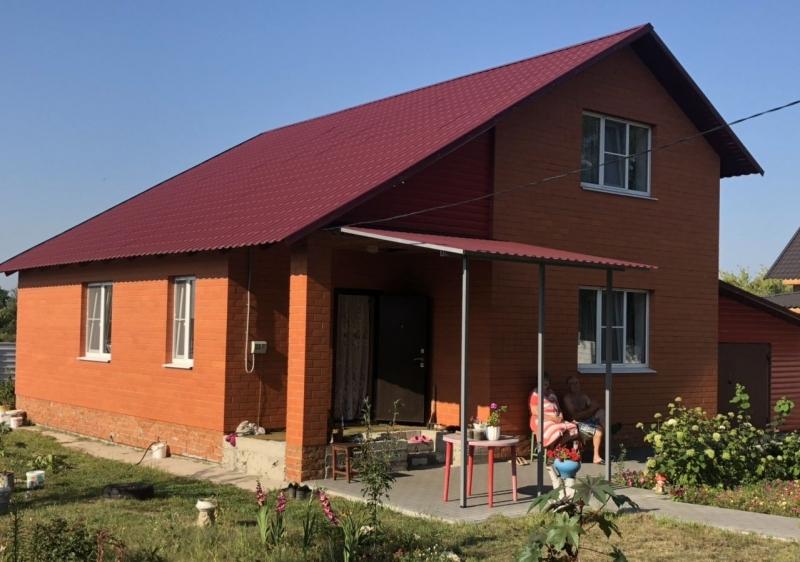 Продам кирпичный дом 2015 г. постройки